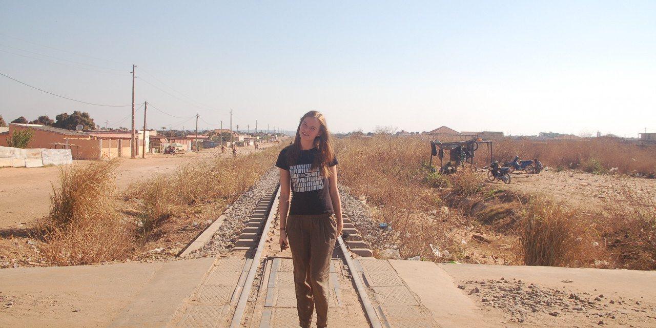 Image: Bild zum Eintrag: Angola = ein liebgewonnenes Land