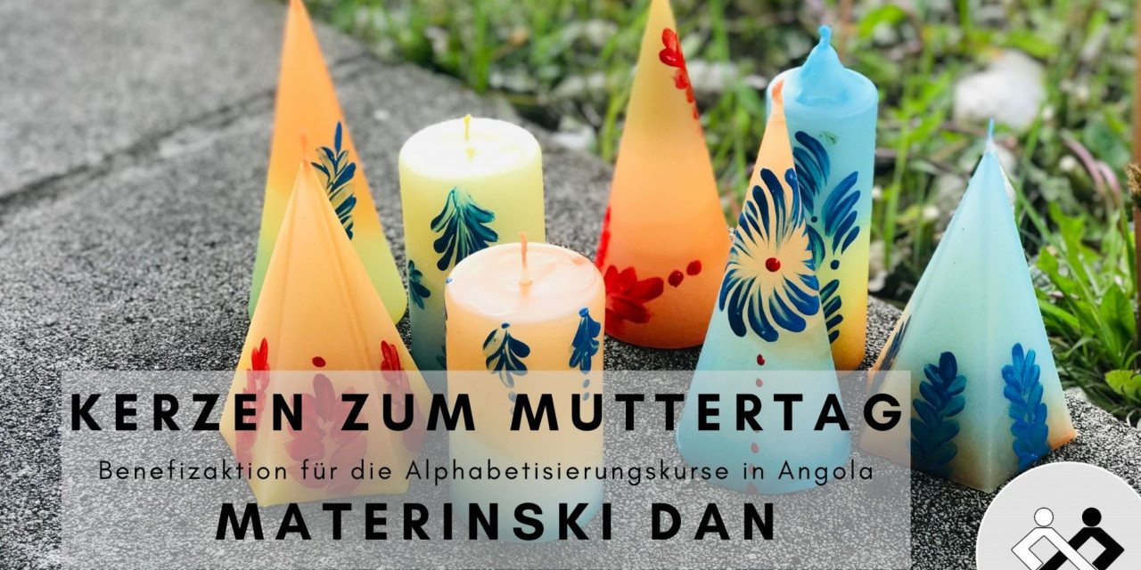 Image: Image for the entry: Candles for the Mother's Day