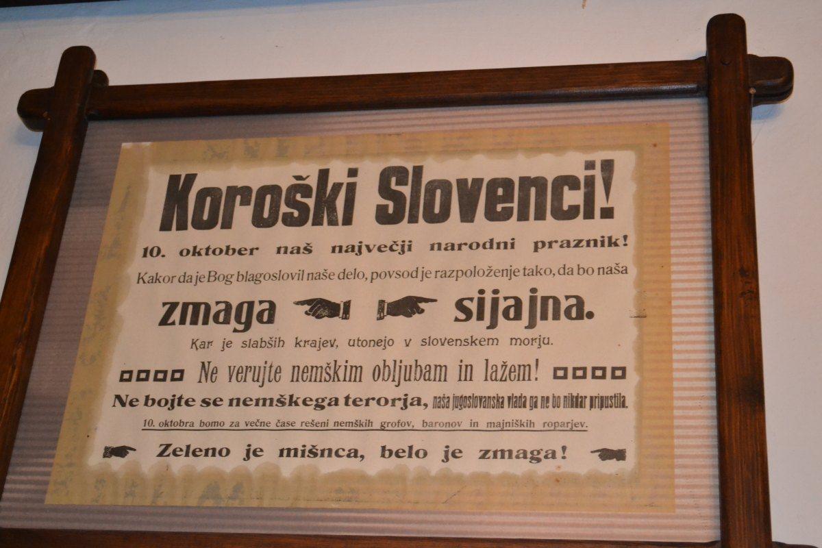 Image: Bild zum Eintrag: Kärnten|Koroška 1920-2020: GrenzErfahrungen.NaMeji