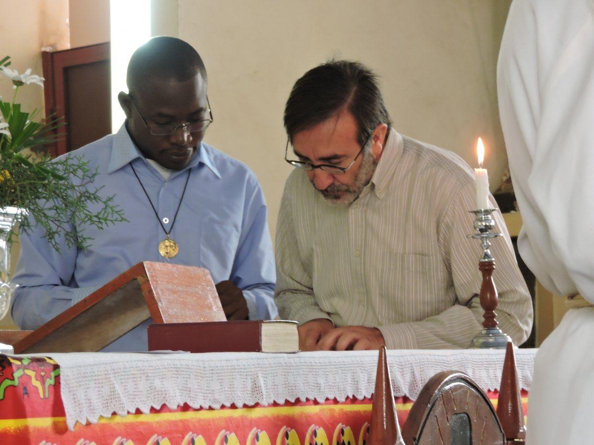 Image: Bild zum Eintrag: Priesterpatenschaft